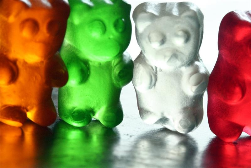 Gummy Bear breast images